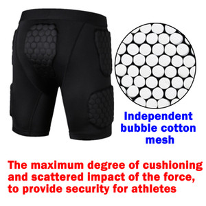 Men Anti-collision Quick Dry Training Shorts Basketball Shorts Jersey College Throwback Football Jerseys Body Protection