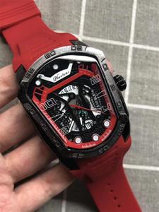 Nuevos Hombres más vendidos Relojes de lujo Relojes de moda Relojes de pulsera de marca Marca Reloj de cuarzo famoso Reloj Relogio Feminino Montre homme 69