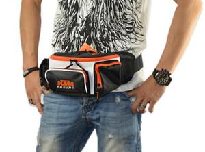 Novo estilo KTM pacote de cintura saco do mensageiro pacote de peito de moto saco de passeio multifuncional bicicleta pacote de cintura saco de perna