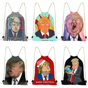 Şeffaf Trump Sırt Çantası 2020 Yeni Moda Eşarp Vahşi Çanta Retro Küçük Yuvarlak Çanta En Çok Satan # 700