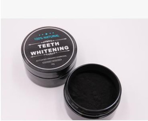 2019 Sealed Activated Charcoal Teeth Whitening Powder charcoalDental Whitelight Tooth powder