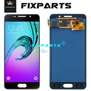 Test LCD Screen For Samsung Galaxy A3 2016 A310F Touch Screen Digitizer LCD Display Adjust For Samsung A310 A310Y A310M Assembly