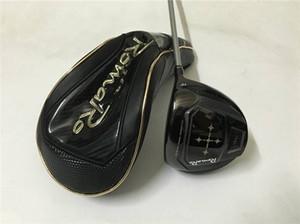 RomaRo Ray-V Sürücü RomaRo Ray Golf Sürücü RomaRo Golf Kulüpleri 9/10 Derece Grafit Mil ile Merkez Kapağı