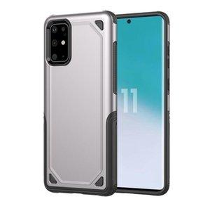 Adatto per Samsung S20 ultra cassa del telefono mobile Armatura potenziata s10plus casi di telefono di protezione dal design di lusso coperture dure goccia 1 2-in-
