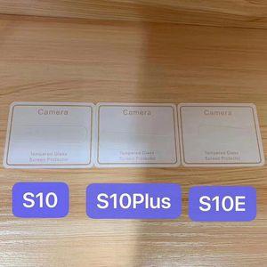 2.5D закаленное стекло для Samsung Galaxy S10 Plus S10e S10 Защитная линза камеры Защитная крышка для Samsung S10 + S10 Plus