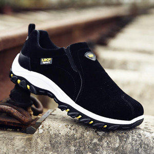2019 Hiking Non -Slip Wear -Resistant Climbing Shoes Outdoor Men &#039 ;S Shoes