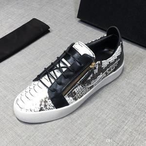 Casual Athletic Shoes fitness Comfort casuale Scarpa Sport della scarpa da tennis di svago del Mens Leather scarpe firmate da ginnastica sport delle donne rd180701701