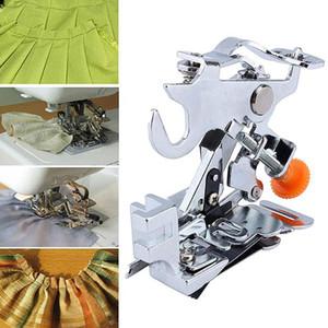 New High Quality Household Sewing Machine Presser Foot Ruffler Presser Low Shank Feet Sewing Machine Accessories