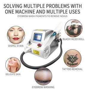 picoseconde Portable Laser Tattoo Removal Machine 532nm 1032nm 1064nm Q-switch ND Yag laser Déchatoiement périphérique