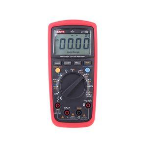 tester tester di tensione Fcarobd 1pc UT139C AC DC UNI-T UT139C auto gamma multimetro digitale UT139C UNI-T vero RMS multimetro digitale