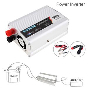 500W DC 12V 24V 220V 110V Adaptateur USB Power Inverter véhicule Transformateur de tension portable chargeur de voiture Surge Puissance 1000W CEC_62O