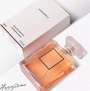 Nuevo mujeres 100ml Perfume perfumes Belleza Salud fragancia duradera Desodorante Afrutado Fragancias Eau de Parfum Vaporizador Incienso nuevo en caja