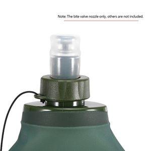 2 PCS Гидратация Пузырь Приманка клапан сопла Гидратация обновления Всасывающий клапан мундштук Гидратация мочевого пузыря Аксессуары