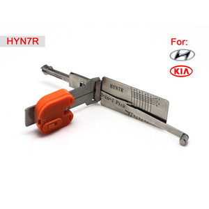 Smart HYN7R 2 in 1 auto pick and decoder for Hyundai, locksmith tool free shipping