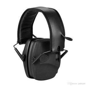 Koruma Earmuffs İşitme Taktik Anti-parazit Kulaklık