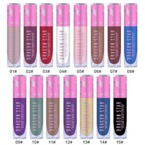 Lip Gloss Liquid Lipstick lip makeup Waterproof long luster 3 color Wholesale Cosmetics lipstick kiss proof Lasting
