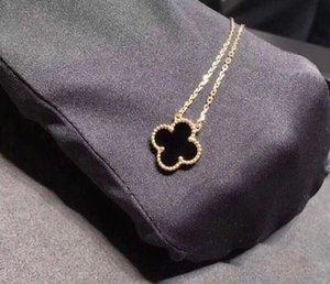 Anneaux Collier K Or Argent 925 femmes '; S Cadeaux Nouveau style de fading Earringsr; Van Cleef Arpels; Bijoux Bijoux Popul 563