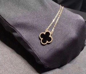 Rings Necklace K Gold Silver 925 Women &#039 ;S Gifts New Style Fading Earringsr &#13 ;Van Cleef &Arpels &#13 ;Jewelry Jewelry Popul 563
