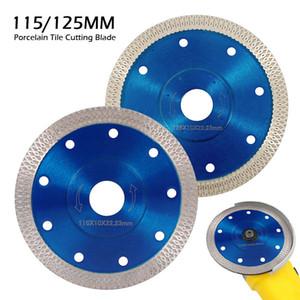 / 125mm 105/115 Elmas Testere Disk Porselen Karo Seramik Granit Mermer Kesme Bıçakları Taşlama Taş Testere