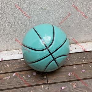 Tiffany basketball Die höchste Qualität Europa-Cup Basketball 2020 Größe 54.5CM Spalding gemeinsamer Basketball global limitierte Auflage hococal hochwertige Kugel