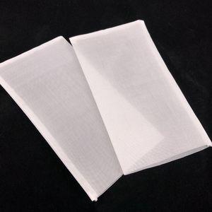 Нейлоновая сетка 120 микрон Фильтры для чайных пакетиков Rosin Tech 2,5 * 4,5-дюймовые нейлоновые сетчатые фильтры работают вместе с пресс-формой для предварительного прессования