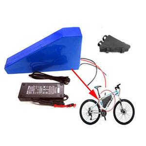 Batteria al litio di alta qualità 2000W 48V 20AH bici elettrica 48V 20AH triangolo uso batteria Panasonic 2900MAH cellulare 30A BMS Borsa gratuita