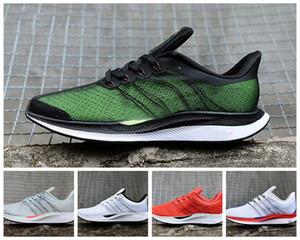 NIKE Yeni erkek Zoom Vomer V14 Nefes Koşu Ayakkabıları nefes Lunar Süper renkli V14 Zapatillas Adam Spor Sneakers