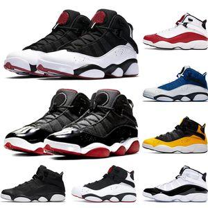 Nike Air Jordan 6 Retro 2019 OG Black Infraded 6s Herren Designer Basketball Schuhe 6 Tinker schwarze Katze Carmine UNC Maroon Gatorade Trainer Sport Sneaker Größe 41-47