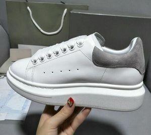 Scarpe in pelle piattaforma casual Calzature Athletic scarpe fitness Comfort casuale Scarpa della scarpa da tennis di svago del Mens Womens formatori lowtop