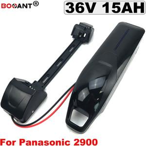 Für panasonic lg samsung cell 36v 15ah 250w elektrische fahrradbatterie 36v 12ah 16ah 17ah 800w e-bike lithium batterie mit 2 a ladegerät