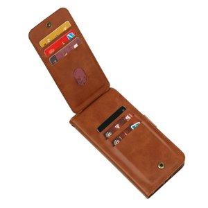 Redmi Nota 8 Pro Nota 7 caso di vibrazione multifunzionale Zipper il portafoglio in pelle per Xiaomi redmi 8 Caso redmi Note8 Pro copertura Redmi8 8A 7A