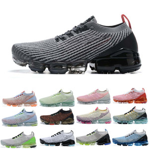 2020 3.0 Knit 2.0 Triple Black Cinder Men Running Shoes Zebra Earth Womens Breathable Designer Sports Sneakers Trainers With