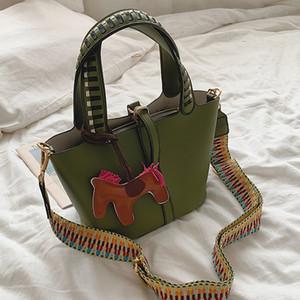 Pink Sugao Designer Bage Bags Кошельки Мода Ведро Сумка Детская Мать Пакет Tide Односнабжение Сумка PU Кожа Большая Емкость