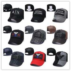 Nova moda rara AX chapéus Marca Centenas Tha Alunos Strap Back Cap homens mulheres osso snapback painel Ajustável Casquette esporte boné de beisebol de golfe