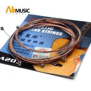 Hohe Qualität Alice A203SL 011-052 Folk Gitarren-Schnur-Wholesale freies Verschiffen MU0239-T