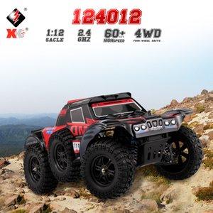Venta al por mayor RC Car 124012 1/12 4WD 2.4G RC Racing Cars alta velocidad 60 km / h RC Off-road Car Boys regalos