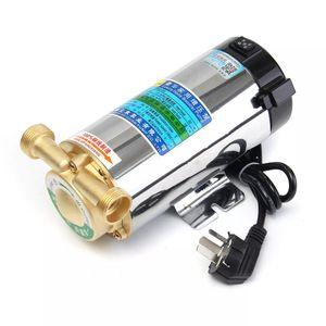Presión 150W hogar automático de agua de gas calentador de agua 220V Bomba de Alimentación