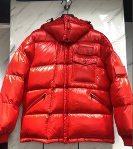 2020 New Mens Designer Jackets High Quality Casual Doudoune Men Section Thick Warm 90% real duck down Down Parkas