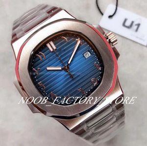 2 couleurs arabe cadran U1 usine Nouveau Mens Cal. 324 Mouvement automatique 40mm Classic 571 / 1A Hommes montres sur montre-bracelet transparent arrière