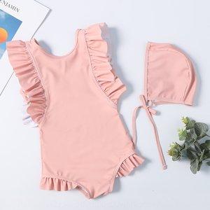 uma peça praia uma peça do bebê de crianças do bebê infantil Pengpeng Pengpeng saia swimsuit saia de praia do terno