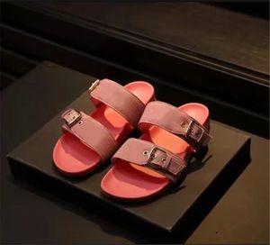 Новый роскошный женский сандалии Модельер печати флип-флоп Лето Classics обувь Квартиры Пляж сандалии CFY2002271 # 3