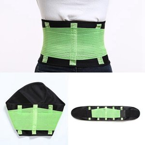 Mulheres da aptidão cintura Cincher cintura Trimmer Corset Ventile ajustável Loss Tummy Trimmer instrutor Belt Peso Slimming Belt IIA132