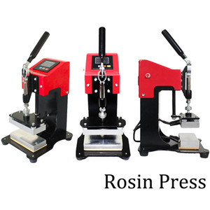 Rosin pressa riscaldata Arbor Tech Oil Press Machine 500W Olio Cera Rosin Press Piastra Kit LCD Digital controller Estrazione strumento 2.5 * 5 pollici