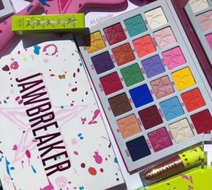 Cosmétiques Hot Maquillage JAW-BREAKER 24 couleurs Matte Glitter fard à paupières ombres à paupières Make Up Kit Palettes de maquillage