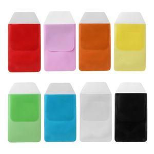 5Pcs Bag PVC Pen Bags Pencil Case Pocket Protector Office Hospital Doctor nurse Supply