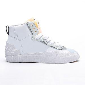 nike sacai mid 2019 HotSale Blazer Mid x Sacai Skate Shoes Alto Basso casuali delle scarpe da tennis di tela Designer Womens Mens