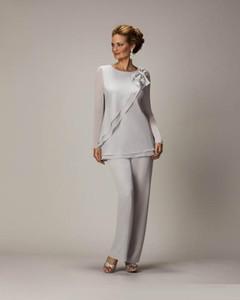 Новейшие костюмы для матери невесты с короткими рукавами вечернее платье с длинным рукавом вечернее платье на заказ плюс размер
