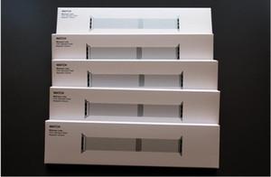 Cajas de banda de papel de moda para Apple Watch Bandas milanesas dedicadas 38mm 42mm para iwatch