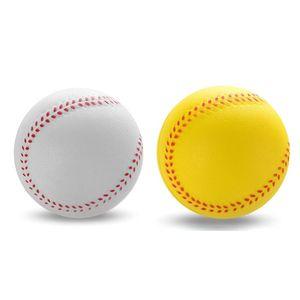 1 Pcs Universal Handmade Baseballs PVC&PU Upper Hard&Soft Baseball Balls Softball Ball Training Exercise Baseball Balls