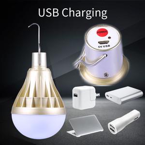 Hot Led Smart Lamp Bulb Bombillas Luz LED Ampola Leds Lâmpadas USB recarregáveis Início Luzes Lâmpadas de emergência para Camping Lighting